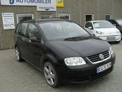 used VW Touran 1,9 TDi 105 Trendline