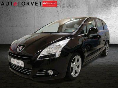 brugt Peugeot 5008 1,6 HDi 109 Premium 7prs