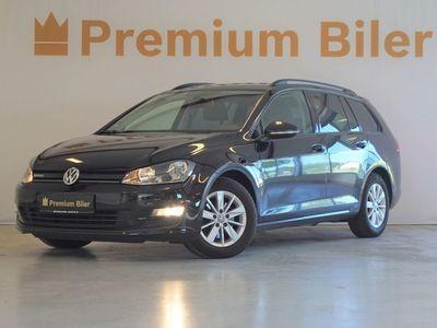 brugt VW Golf VII 1,6 TDi 110 BlueMotion Variant