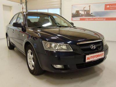 brugt Hyundai Sonata 2,4 162HK Aut.