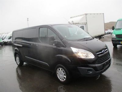 brugt Ford Custom Transit290 L2H1 2,0 TDCi Trend 130HK Van 6g 2017