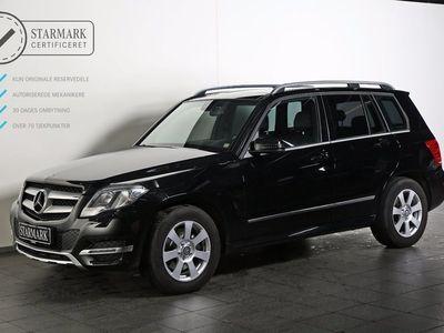 brugt Mercedes GLK220 2,2 CDi aut. BE