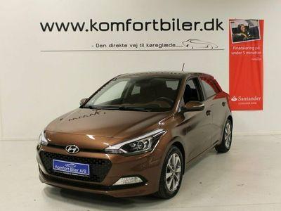 usado Hyundai i20 1,4 CRDi 90 Premium