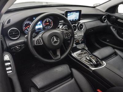 brugt Mercedes C200 2,0 st.car aut.