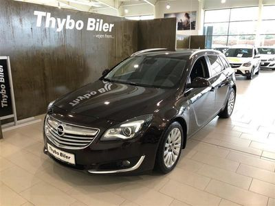brugt Opel Insignia 2,0 CDTI Edition Start/Stop 140HK 5d 6g