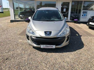 brugt Peugeot 308 1,6 HDi 90 Comfort+ stc.