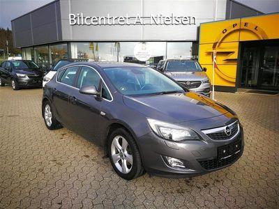 brugt Opel Astra 6 Turbo Sport 180HK 5d 6g
