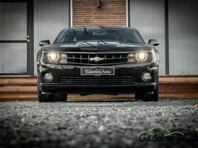 brugt Chevrolet Camaro 6,2 Coupé aut.