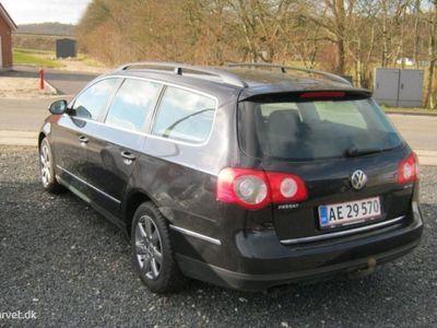 brugt VW Passat 2,0 TDI DPF Sportline DSG 170HK Stc 6g Aut.