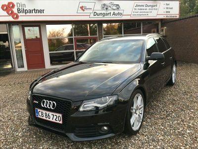 brugt Audi A4 TDi 143 S-line+ Avant