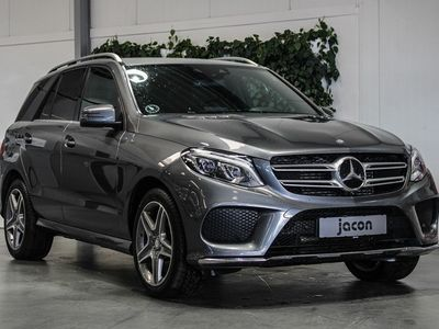 brugt Mercedes GLE350 d 3,0 AMG Line aut. 4-M 5d