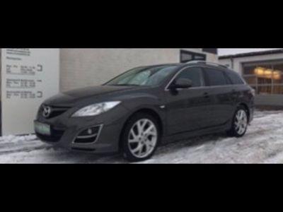 brugt Mazda 6 2.2 DE LOW STATIONSC