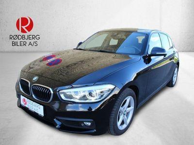 brugt BMW 118 d 2,0 Advantage aut.
