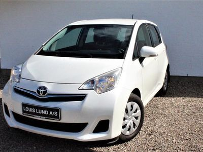 brugt Toyota Verso-S 1,3 VVT-I T2 100HK 6g A
