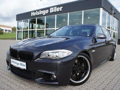 brugt BMW 520 d 2,0 Business Line aut.