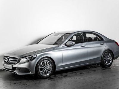brugt Mercedes C350e 2,0 Avantgarde aut.