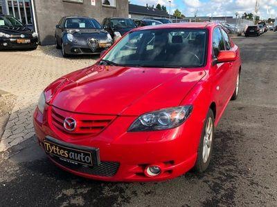 käytetty Mazda 3 2,0 Sport