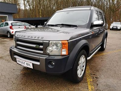 brugt Land Rover Discovery 3 7 pers. 2,7 TDV6 HSE 190HK 5d