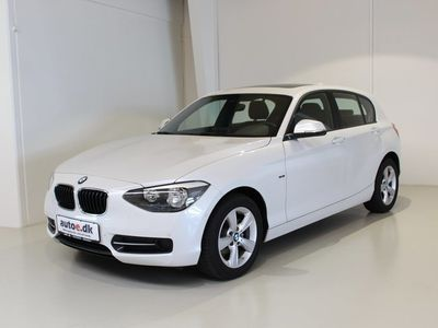 brugt BMW 116 i 1,6 aut.