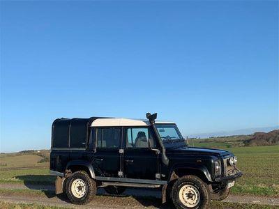 """brugt Land Rover Defender 110"""" 2,5 TD5 4x4 122HK"""