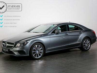brugt Mercedes CLS400 3,5 aut.