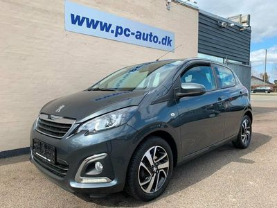 used Peugeot 108 1,0 e-VTi 69 Intense
