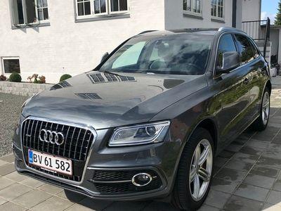 brugt Audi Q5 3.0 245 HK S-Line