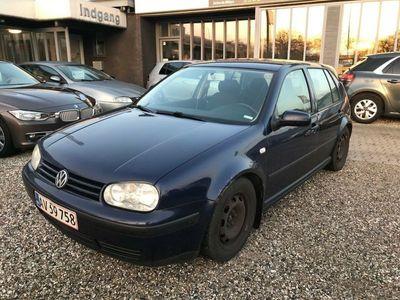 brugt VW Golf V 1,6 DK 105