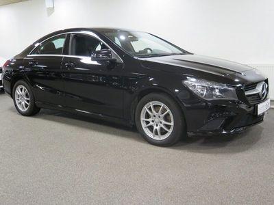 second-hand Mercedes CLA200 2,2 CDi