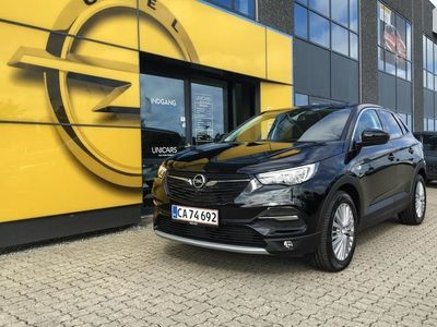 brugt Opel Grandland X 1,6 CDTI INNOVATION Start/Stop 120HK 5d 6g