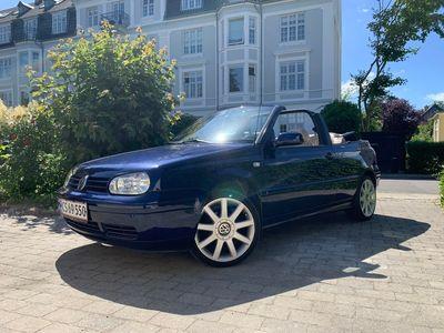brugt VW Golf Cabriolet IV 2,0 Highline