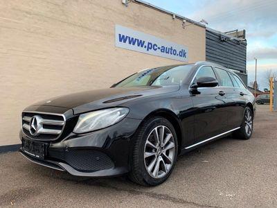 usado Mercedes E220 2,0 Avantgarde stc. aut.