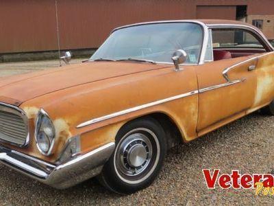 brugt Chrysler Windsor 19612 door hardtop