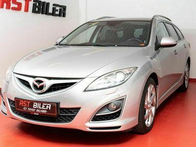 brugt Mazda 6 2,2 DE 129 Sport stc.