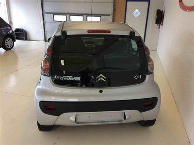 brugt Citroën C1 1,0 Clim 68HK 5d