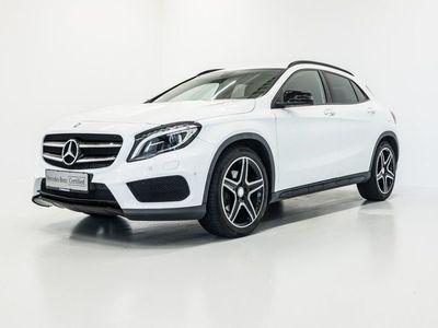 brugt Mercedes GLA220 2,2 CDi AMG Line aut. 4-M