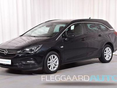 brugt Opel Astra 6 DTE Enjoy Best Business Man. 110HK Stc