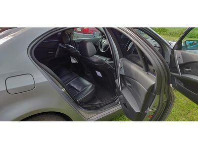 brugt BMW 520 2,2 E60