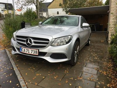 brugt Mercedes C220 Business, Sedan 7G-Tronic Plus