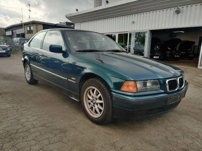 brugt BMW 316 Compact i 1,6 Bavaria