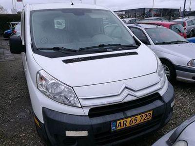 brugt Citroën Jumpy