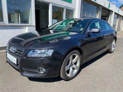 brugt Audi A5 2,0 TDI 170HK 5d 6g