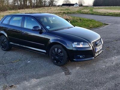 brugt Audi A3 1,4 TSI AUT.