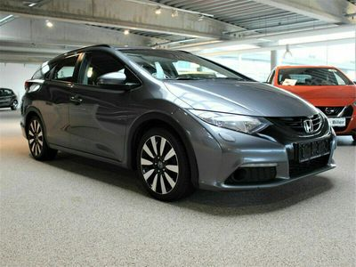 brugt Honda Civic 1,6 i-DTEC Executive Tourer