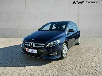 brugt Mercedes B200 d 2,2 Business aut.