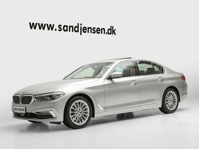 brugt BMW 540 i 3,0 Luxury Line xDrive aut.