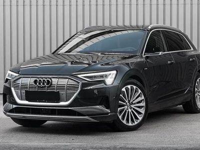 brugt Audi E-Tron - 55 Exclusive S-Line
