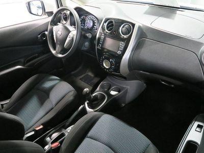 brugt Nissan Note 1,5 dCi 90 Acenta