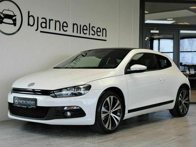 brugt VW Scirocco 1,4 TSi 160 Sport