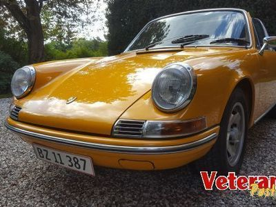 second-hand Porsche 911 T 2,4 Targa